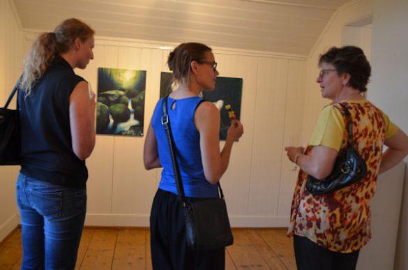 Rückblick: Ausstellung im Haus am See