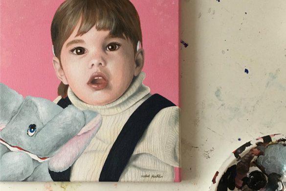 Portrait in Acryl bestellen