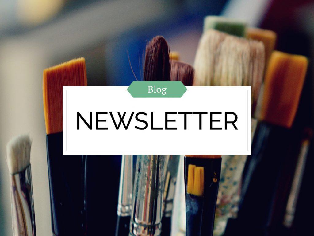 Newsletter Blog-News von Rachel Fischlin