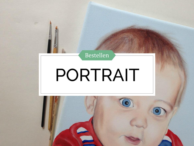 Portrait in Acryl bestellen von Rachel Fischlin