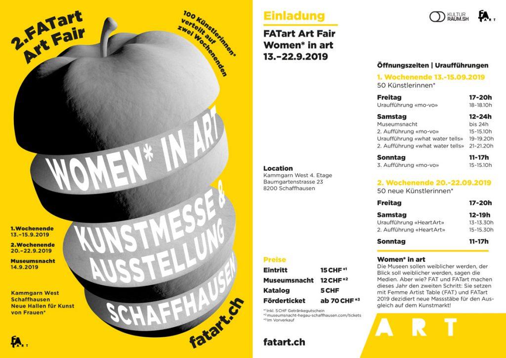 FATart Art Fair Schaffhausen